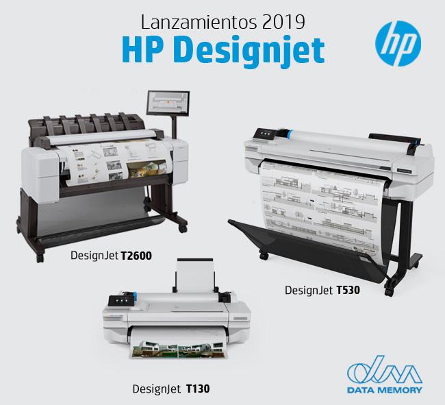 Impresoras de gran formato HP Designjets!
